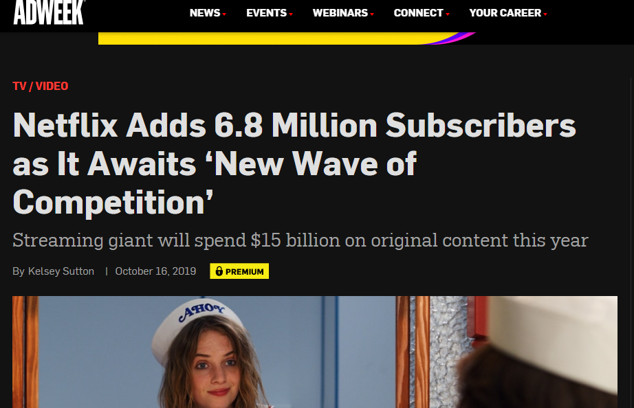 How to get featured in adweek
