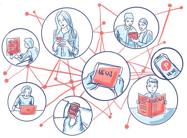 Ways to get online media coverage