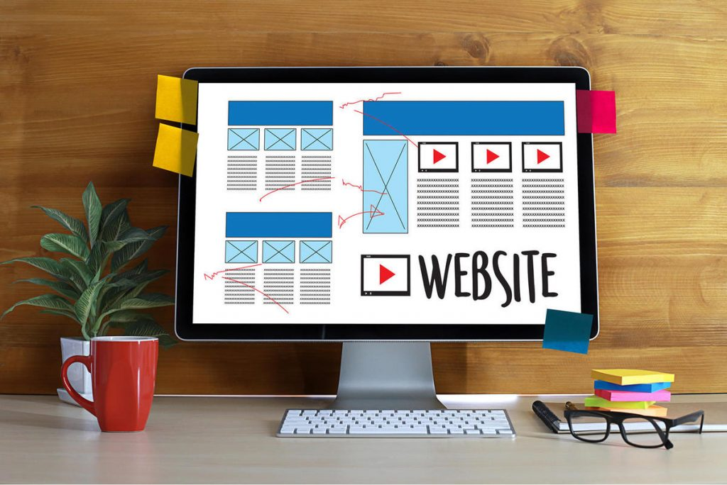 Refresh The Image Of Your Website