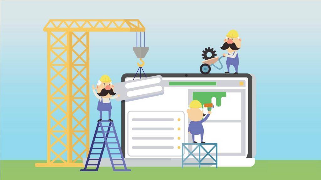 Strengthen the Web design