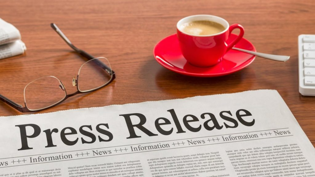 Easy Steps to Writing a Press Release