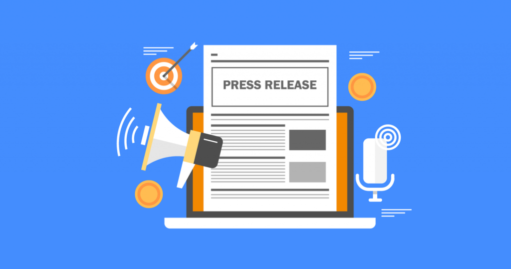 Tips for writing one press release