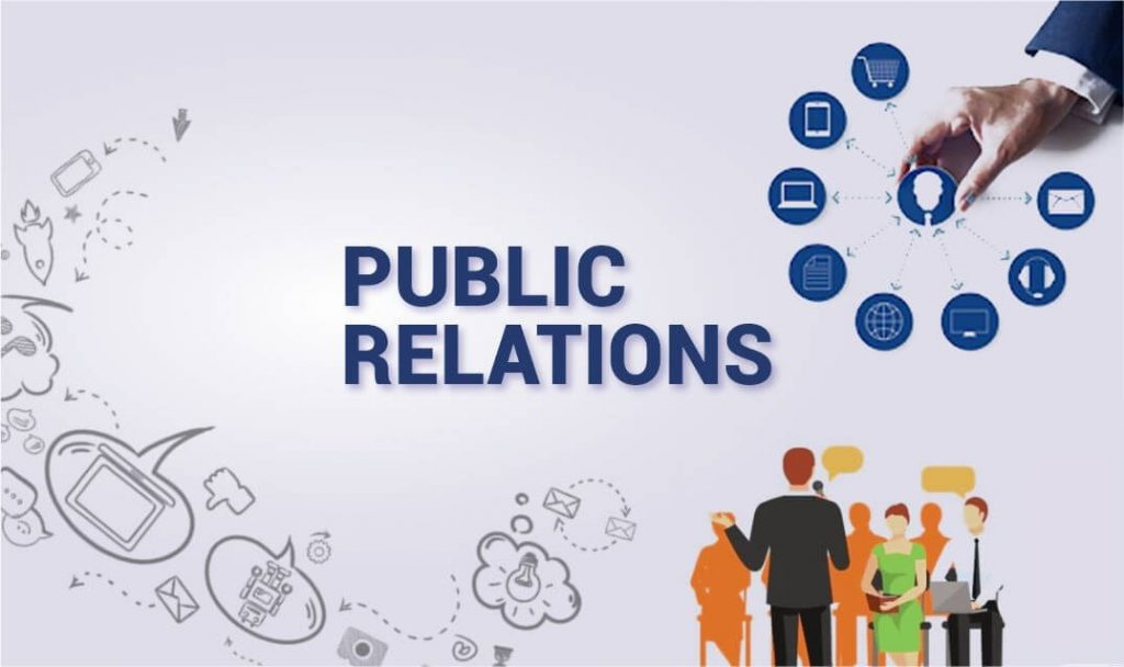Public relations is the art of creating a positive impact by influencing people's opinions