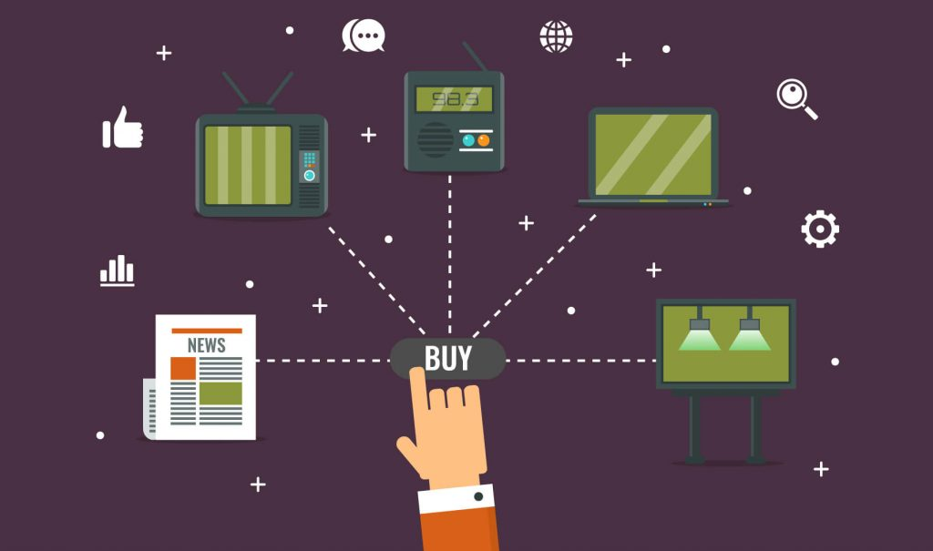 What are the benefits of buying media